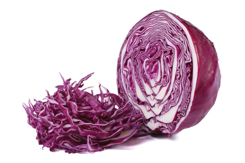 red cabbage for gastrointestinal
