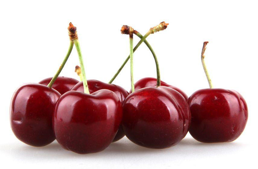 cerejas para combater a inflamação