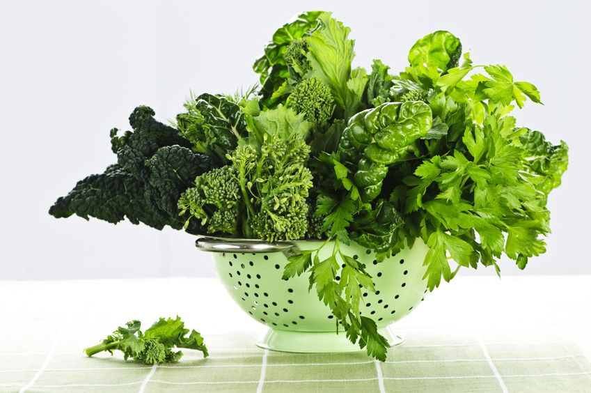 kale for optimum health