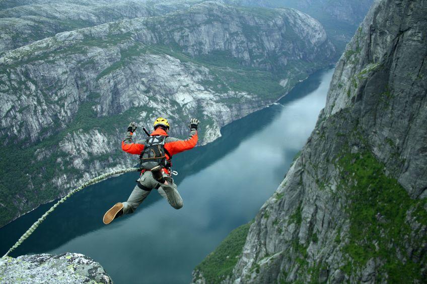 High-Risk Hobbies