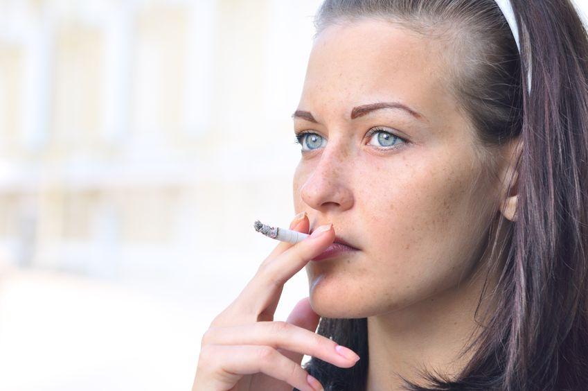 smoking speeds up the aging process