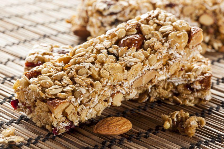 sugar alcohol in protein bars